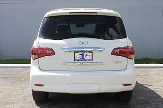 2011 Infiniti QX56 7-passenger Hollywood, Florida 6