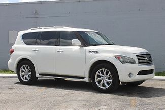 2011 Infiniti QX56 7-passenger Hollywood, Florida 22