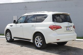 2011 Infiniti QX56 7-passenger Hollywood, Florida 7