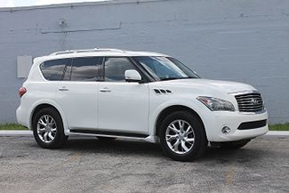 2011 Infiniti QX56 7-passenger Hollywood, Florida 51