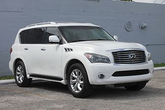2011 Infiniti QX56 7-passenger Hollywood, Florida 46