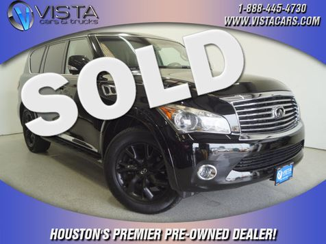 2011 Infiniti QX56 7-passenger in Houston, Texas