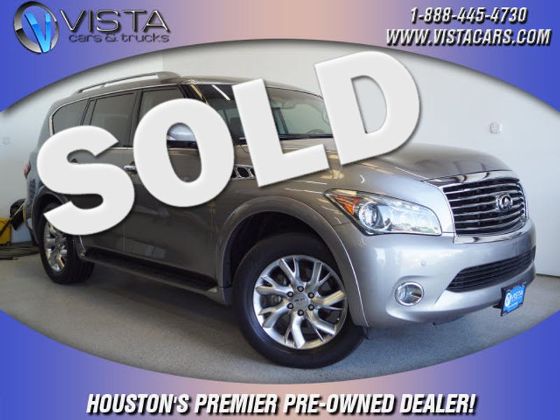 2011 Infiniti QX56 7-passenger  city Texas  Vista Cars and Trucks  in Houston, Texas