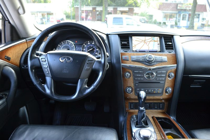 2011 Infiniti QX56 7-passenger  city New  Father  Son Auto Corp   in Lynbrook, New