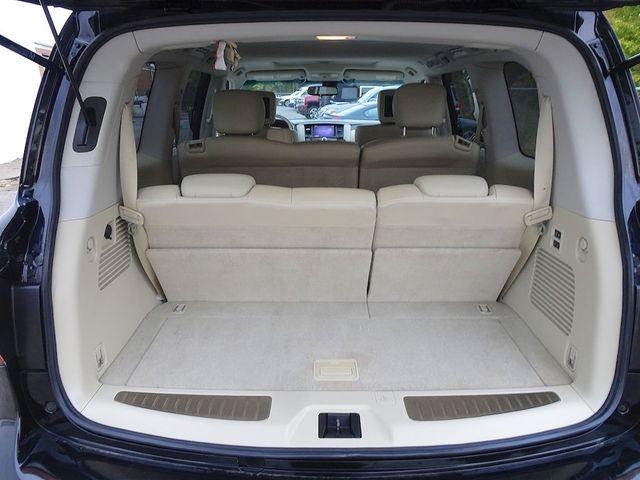 2011 Infiniti QX56 8-passenger Madison, NC 11