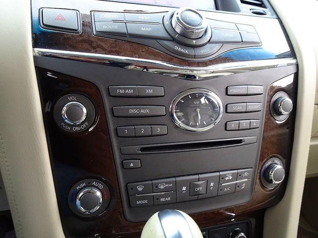 2011 Infiniti QX56 8-passenger Madison, NC 22