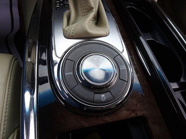 2011 Infiniti QX56 8-passenger Madison, NC 26
