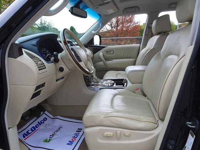2011 Infiniti QX56 8-passenger Madison, NC 29