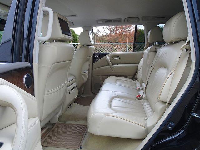 2011 Infiniti QX56 8-passenger Madison, NC 33