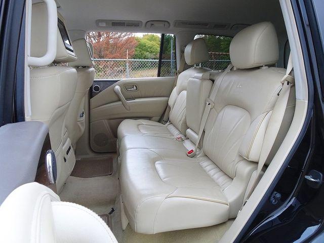 2011 Infiniti QX56 8-passenger Madison, NC 34