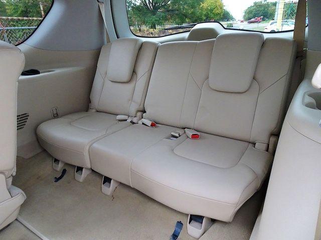 2011 Infiniti QX56 8-passenger Madison, NC 35