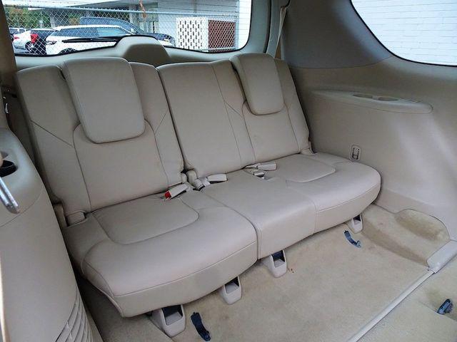 2011 Infiniti QX56 8-passenger Madison, NC 36