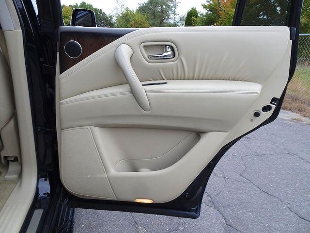 2011 Infiniti QX56 8-passenger Madison, NC 37