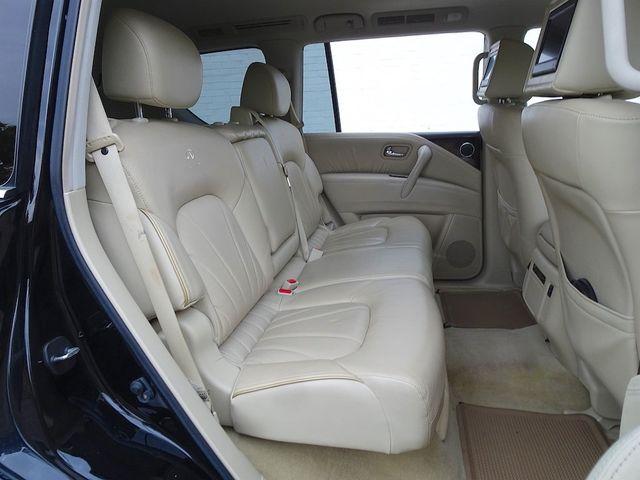 2011 Infiniti QX56 8-passenger Madison, NC 39