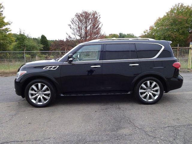 2011 Infiniti QX56 8-passenger Madison, NC 4