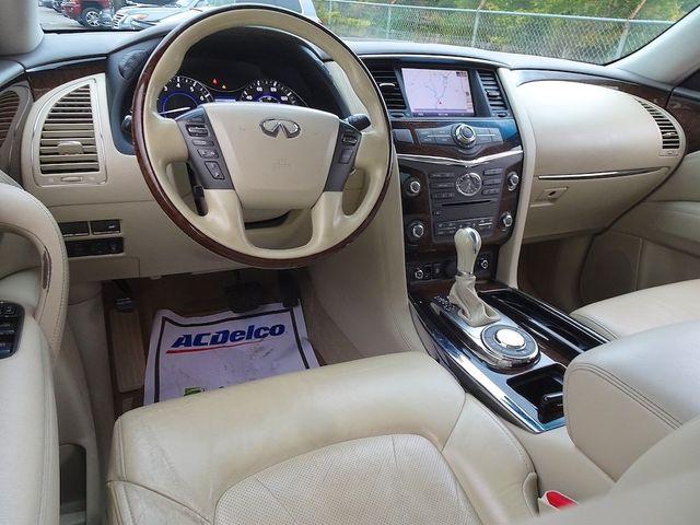 2011 Infiniti QX56 8-passenger Madison, NC 44