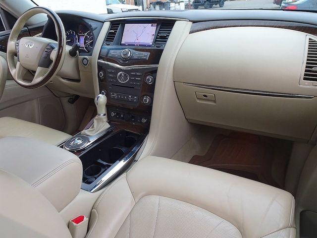2011 Infiniti QX56 8-passenger Madison, NC 45