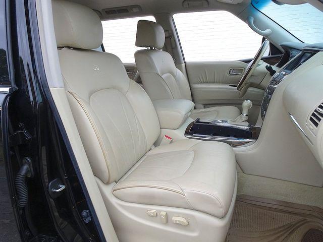 2011 Infiniti QX56 8-passenger Madison, NC 48
