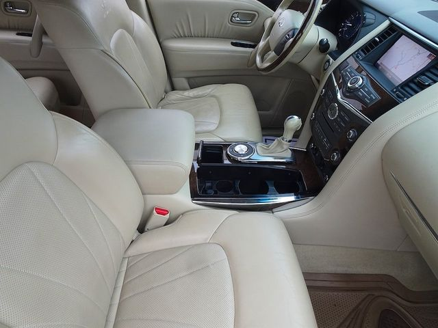 2011 Infiniti QX56 8-passenger Madison, NC 49