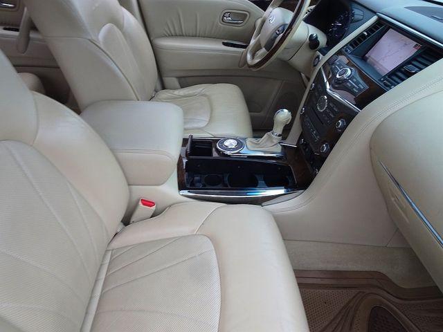2011 Infiniti QX56 8-passenger Madison, NC 51
