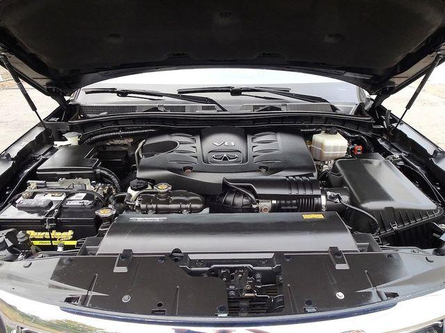 2011 Infiniti QX56 8-passenger Madison, NC 52