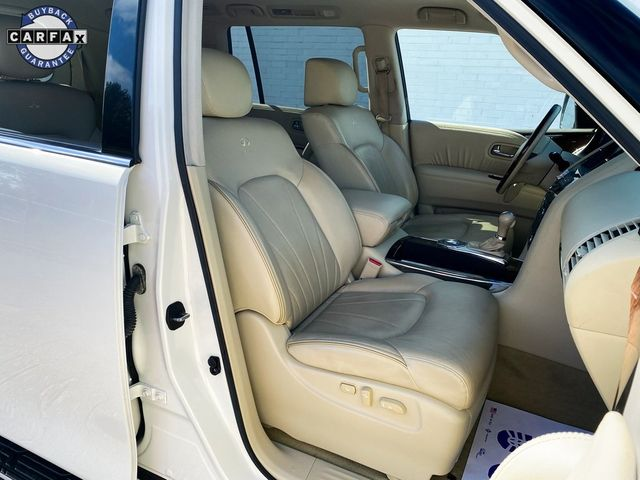 2011 Infiniti QX56 7-passenger Madison, NC 15