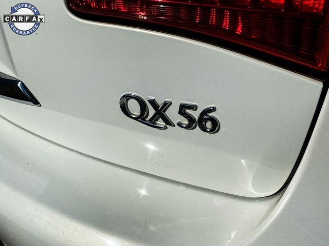 2011 Infiniti QX56 7-passenger Madison, NC 20