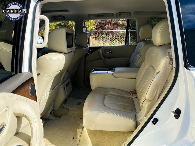 2011 Infiniti QX56 7-passenger Madison, NC 24