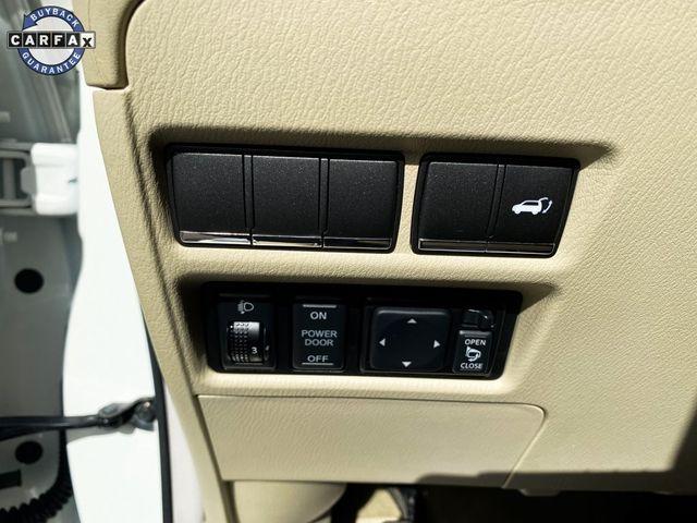 2011 Infiniti QX56 7-passenger Madison, NC 35