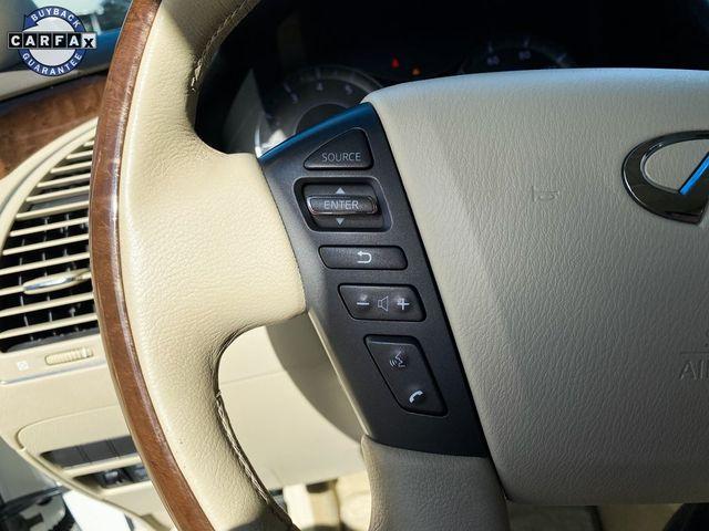 2011 Infiniti QX56 7-passenger Madison, NC 36