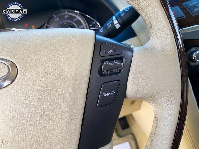 2011 Infiniti QX56 7-passenger Madison, NC 37