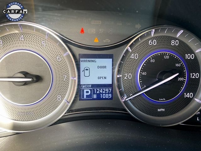 2011 Infiniti QX56 7-passenger Madison, NC 39