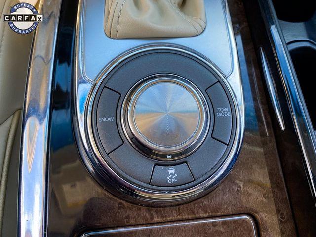 2011 Infiniti QX56 7-passenger Madison, NC 45