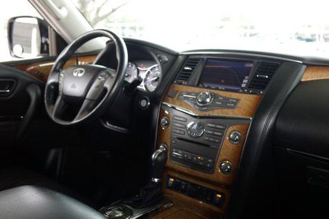2011 Infiniti QX56 8-passenger* NAV*BU CAM*DVD*SUNROOF*EZ FINANCE**   Plano, TX   Carrick's Autos in Plano, TX