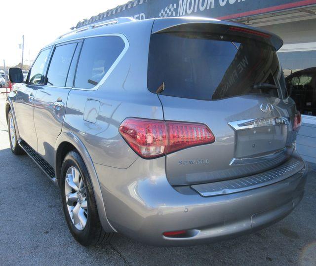 2011 Infiniti QX56 7-passenger south houston, TX 2