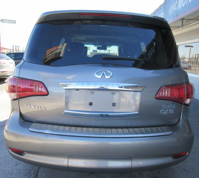 2011 Infiniti QX56 7-passenger south houston, TX 3