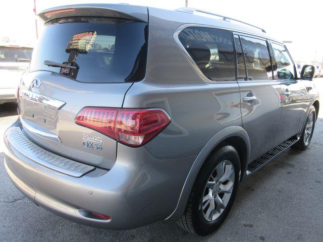 2011 Infiniti QX56 7-passenger south houston, TX 4