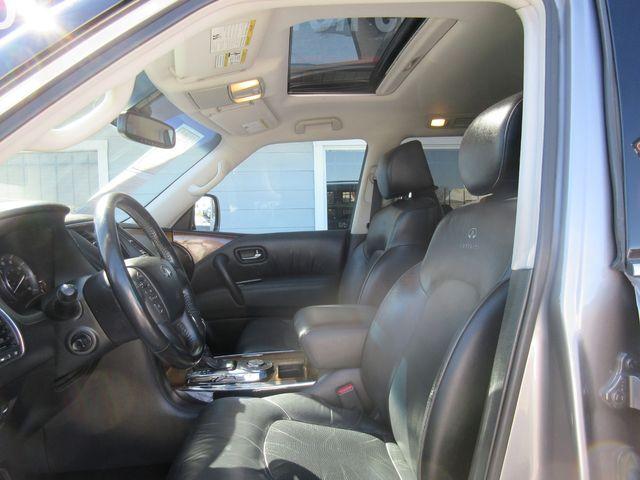 2011 Infiniti QX56 7-passenger south houston, TX 6