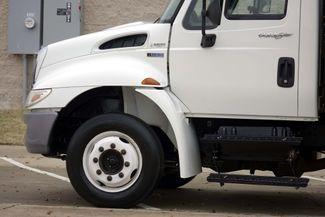 2011 International 4300M7 SBA LP 1-Owner * 20' Stake Bed *DURASTAR 4300* Air Brakes Plano, Texas 24