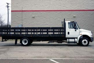 2011 International 4300M7 SBA LP 1-Owner * 20' Stake Bed *DURASTAR 4300* Air Brakes Plano, Texas 2