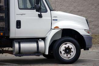 2011 International 4300M7 SBA LP 1-Owner * 20' Stake Bed *DURASTAR 4300* Air Brakes Plano, Texas 23