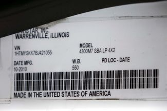 2011 International 4300M7 SBA LP 1-Owner * 20' Stake Bed *DURASTAR 4300* Air Brakes Plano, Texas 44