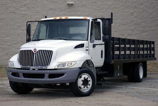2011 International 4300M7 SBA LP 1-Owner * 20' Stake Bed *DURASTAR 4300* Air Brakes Plano, Texas 1