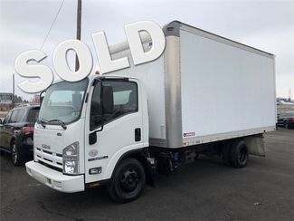 2011 Isuzu NPR Diesel Box Utility Cargo Truck We Finance  | Canton, Ohio | Ohio Auto Warehouse LLC in Canton Ohio