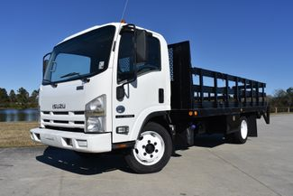 2011 Isuzu NRR DSL REG MT WHITE CAB IBT PWL in Walker, LA 70785