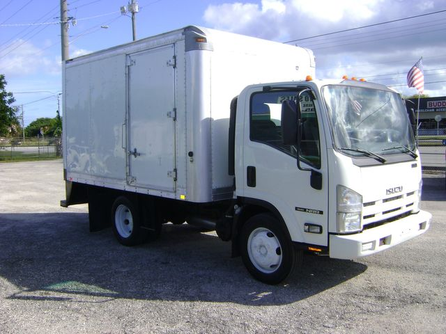 2011 Isuzu NRR 12 FT BOX TILT CAB in Fort Pierce, FL 34982