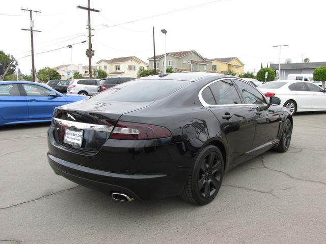 2011 Jaguar XF Premium Sedan in Costa Mesa, California 92627
