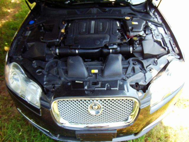 2011 Jaguar XF Supercharged Leesburg, Virginia 47