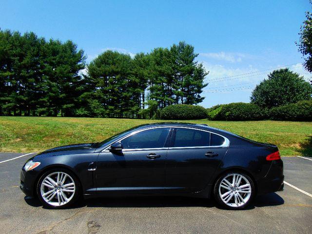 2011 Jaguar XF Supercharged Leesburg, Virginia 3