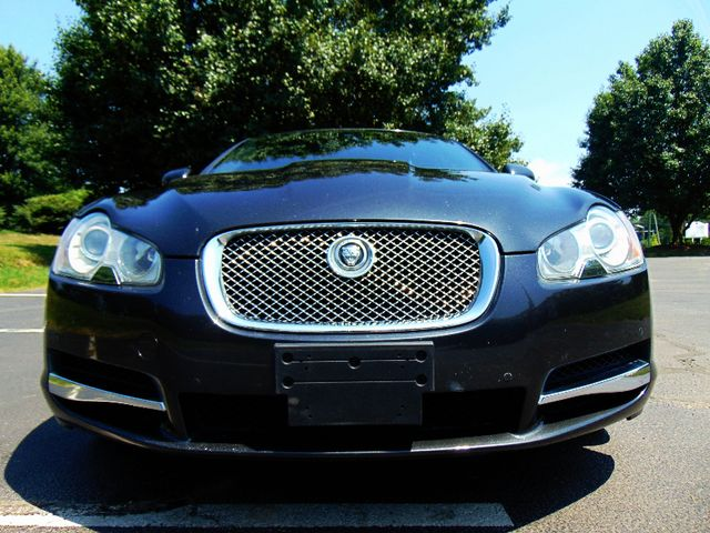 2011 Jaguar XF Supercharged Leesburg, Virginia 4